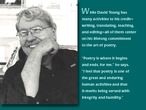 David Young poet